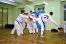 Egzamin Uczniowski Taekwon-do Seniorów Nysa 14.03.2013r
